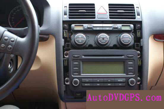 how to install a volkswagen touran dvd player qualir blog. Black Bedroom Furniture Sets. Home Design Ideas