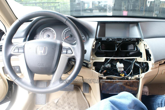 Honda Accord single din unit