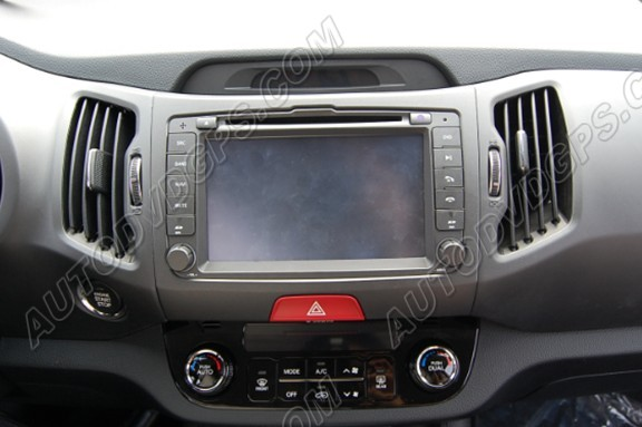 How To Install A Kia Sportage Dvd Gps Navigation Qualir