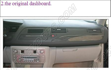 how to install citroen c5 car dvd gps navi unit qualir blog. Black Bedroom Furniture Sets. Home Design Ideas
