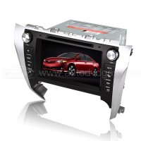 Aftermarket OEM 2012 Toyota Camry 8 Inch HD Touchscreen DVD Player with GPS Navigation system