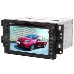 Chevrolet New Epica Lova DVD GPS Player with 7 Inch Digital Touchscreen and BT PIP CDC
