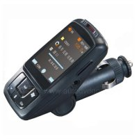 1.8 Inch Car MP4 Player, 2G Flash Built-in, FM Transmitter