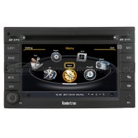 VW Old Bora DVD GPS Navigation System With 3 Zone POP/3G/WIFI/20 Disc CDC/DVD Recording/Phonebook/Game Functions
