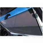 Auto Car Curtain Front Window Shade Windshield Sunshade Shield Visor Retractable