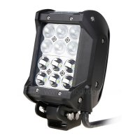 Rupse 36W waterproof Led Spot Flood Combo Work Light Bar Diving Light Lamp Off Road 4WD Boat