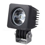 2 Inch IP67 Cree 10W LED Work Light with spot beam for Indicators Offroad Boat Car Tractor Truck SUV
