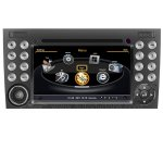 Car DVD GPS Navigation With dual-core/3Zone POP 3G/WIFI/20 Disc CDC/DVD Recording/Phonebook/Game For 2004-2009 BENZ SLK