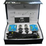 35W HID Xenon Headlight Conversion Kit with 6000K Hi Lo Moving Bulb