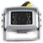 Waterproof Bus Truck CCD/NTSC Camera + Night Version
