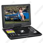 12 Inch Car Home Portable DVD Player with TFT LCD Screen and MP3 MP4 TV SD DIVX USB Games