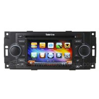 2006-07 Mitsubishi Raider DVD Player with in-dash Navigation System and touchscreen/bluetooth iPod