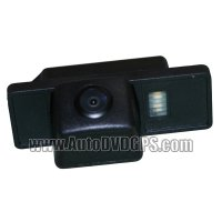 Car Reverse Rearview CCD camera for Peugeot 408 NTSC