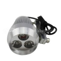 LED Spot Fog Lamp Light Motorcycle Bike Car Truck Bicycles Boat Off Road