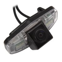 Car Reverse Rearview CCD camera for Honda Accord 08 NTSC