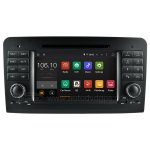 Dual Core Android 4.4.4 Car DVD Player for Mercedes Benz ML Class W164 (2005-2012) / Benz GL Class X164 (2005-2012)