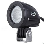 2 Inch IP67 Cree 10W LED Work Light with Flood beam for Indicators Offroad Boat Car Tractor Truck SUV