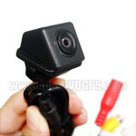 Car Reverse Rearview camera for Toyota Camry 09 CMOS NTSC +Guard Line