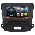 8 Inch Digital HD Touchscreen DVD GPS player with SWC iPod BT Control for 2007-2011 MITSUBISHI OUTLANDER