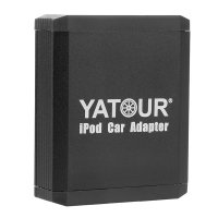 Yatour Car Interface iPod iPhone input Adapter + Bluetooth (optional) for Peugeot 206 2006 406 807 Citroen C3 C5 C8 with RD3 radio