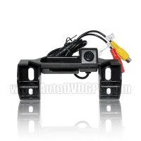 Car Reverse Rearview 136 chip camera for Suzuki SX4 of 2 Carriages PAL 2009-2011