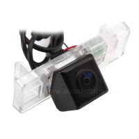 Car Reverse Rearview CCD camera for Nissian Qashqai Geniss &Citroen C-Triomphe C-Quatre(2 carriages) NTSC