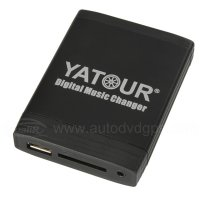 Yatour Car Digital Music Changer with USB SD MP3 + Bluetooth (optional) for 2005-2011Toyota and LEXUS series