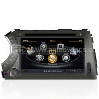 Car DVD GPS Navigation For 2006-2012 SsangYong Kyron Actyon With dual-core/3Zone POP 3G/WIFI/20 Disc CDC/ DVD Recording/ Phonebook / Game