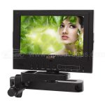 LILLIPUT 5DII-H-I 1080p LCD On DSLR Camera Monitor HDMI Car Headrest Monitor with iPod/iPad/iPhone Support