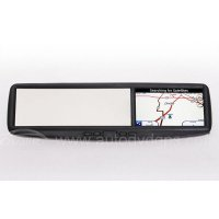 4.3 inch LCD Rearview Monitor with GPS navigation Blutooth MP3 MP4
