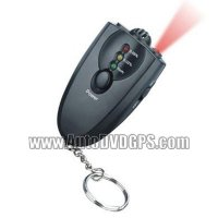 Portable Alcohol Breath Tester with Key Chain