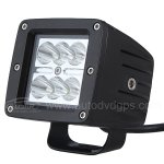 18w LED Work Light Bar for Indicators Motorcycle Driving Offroad Boat Car