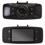 GS9000 Night Vision Car Vehicle Recorder DVR Dash Cam With GPS G-sensor