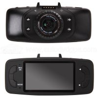 GS9000 2.7 Inch Night Vision Dash Cam With GPS G-sensor