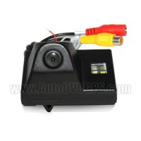 Car Reverse Rearview cmos camera for TOYOTA LAND CRUISER NTSC System +Guard Line