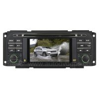 Car DVD Player with in-dash Navigation System for 1999-2004 Jeep Grand Cherokee & Dodge & Chrysler