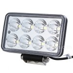 "Rupse LED Work Light 4"" Inch 24W 9V-30V for Motorcycle Tractor Truck Trailer SUV Off roads Boat"