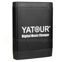 Yatour Car Digital Music Changer USB SD MP3 + Bluetooth (optional) for FORD Mondeo Focus Fusion Fiesta C-MAX S-MAX Transit