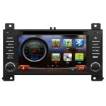 Car DVD Player With BT/Ipop/SD/Handsfree/Navigation System for 2011 2012 2013 Jeep Grand Cherokee