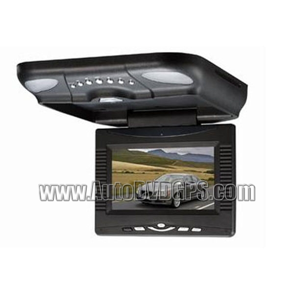 8.5inch  Car Roof-mounted DVD Monitor With SD MMC USB