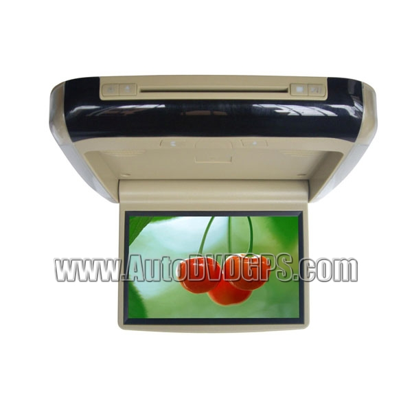 10.2 Inch Car Roof-mounted TFT-LCD Monitor for Flip Down DVD player