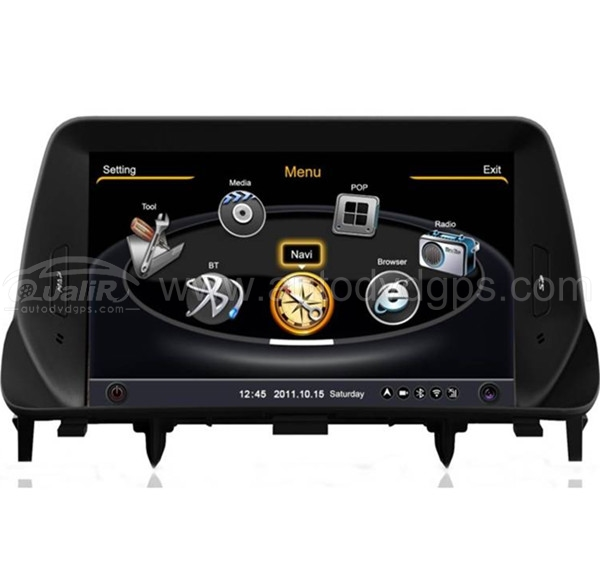 2012 2013 Opel Mokka DVD GPS Navigation With 3 Zone/POP/3G/WIFI/20 Disc CDC/DVD Recording/Phonebook/Game