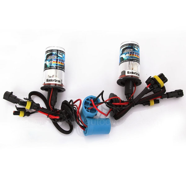 HID Xenon Headlight Conversion Kit with 4300K 35W, Xenon Halogen Bulb with Slim ballast