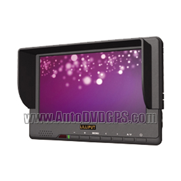 LILLIPUT 667GL-70NP H/Y /S 7inch HD-SDI on-camera Field HD LCD Monitor