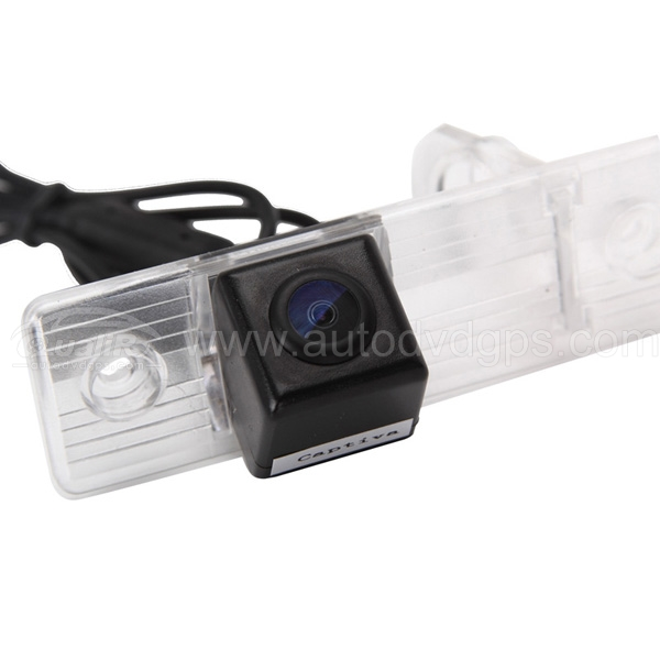 Car Reverse Rearview CMOS camera for Chevrolet Epica Captiva Lova AVEO Cruze NTSC system +Guard line