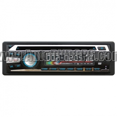 Car Stereo Car DVD CD MP3 Player