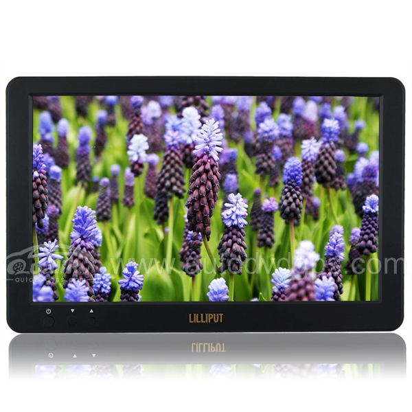 LILLIPUT UM-1012 C 10.1inch LCD Monitor screen with mini USB port 2 Built-in Speakers
