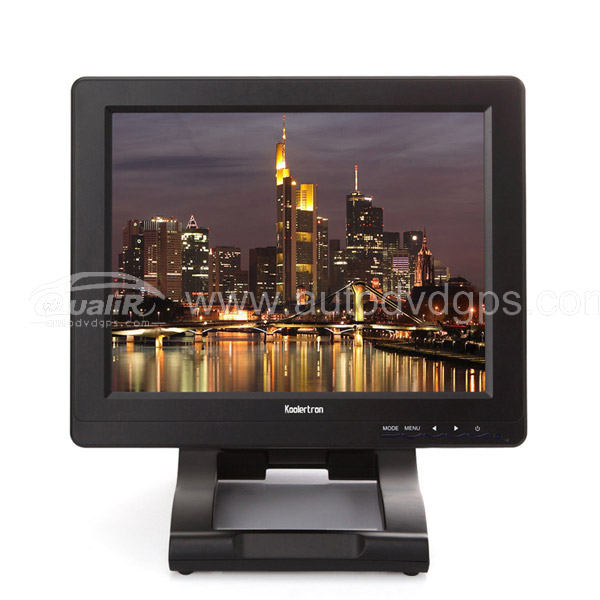 "NEW 12.1"" Touch Screen LCD Monitor With HDMI DVI AV VGA Input"
