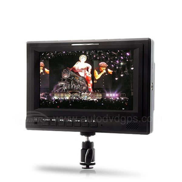FEELWORLD 7 Inch On-Camera Field LCD HD Monitor Sony V-Mount Plate