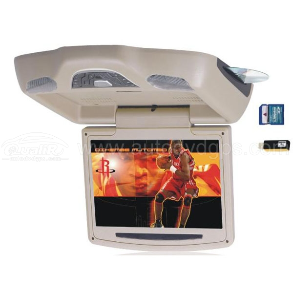 HD Roof-mounted monitor with 10.2 inch TFT lcd monitor